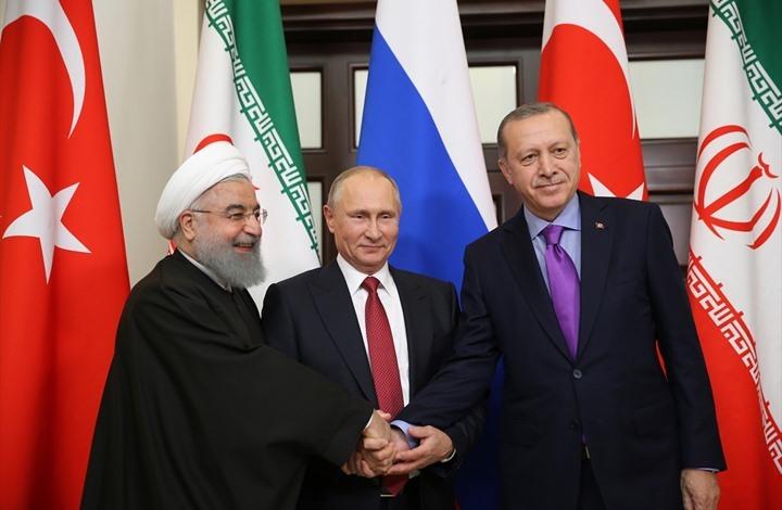 Photo of الدول الضامنة تؤكد على وحدة واستقلال سورية والاستمرار بمكافحة الإرهاب