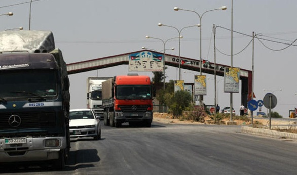 Photo of الدبس: تجار الأردن يضغطون على حكومتهم لفتح الحدود مع سورية