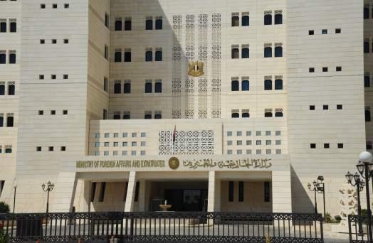 صورة سورية: نرفض استخدام السلاح الكيماوي وتقرير المنظمة مليء بالمغالطات والفبركة