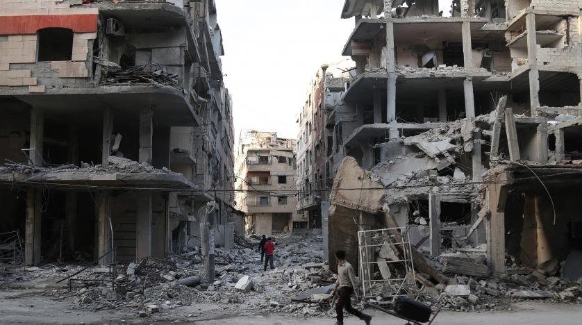 Photo of 30 منطقة صناعية وحرفية في الغوطة الشرقية تحتاج لدعم