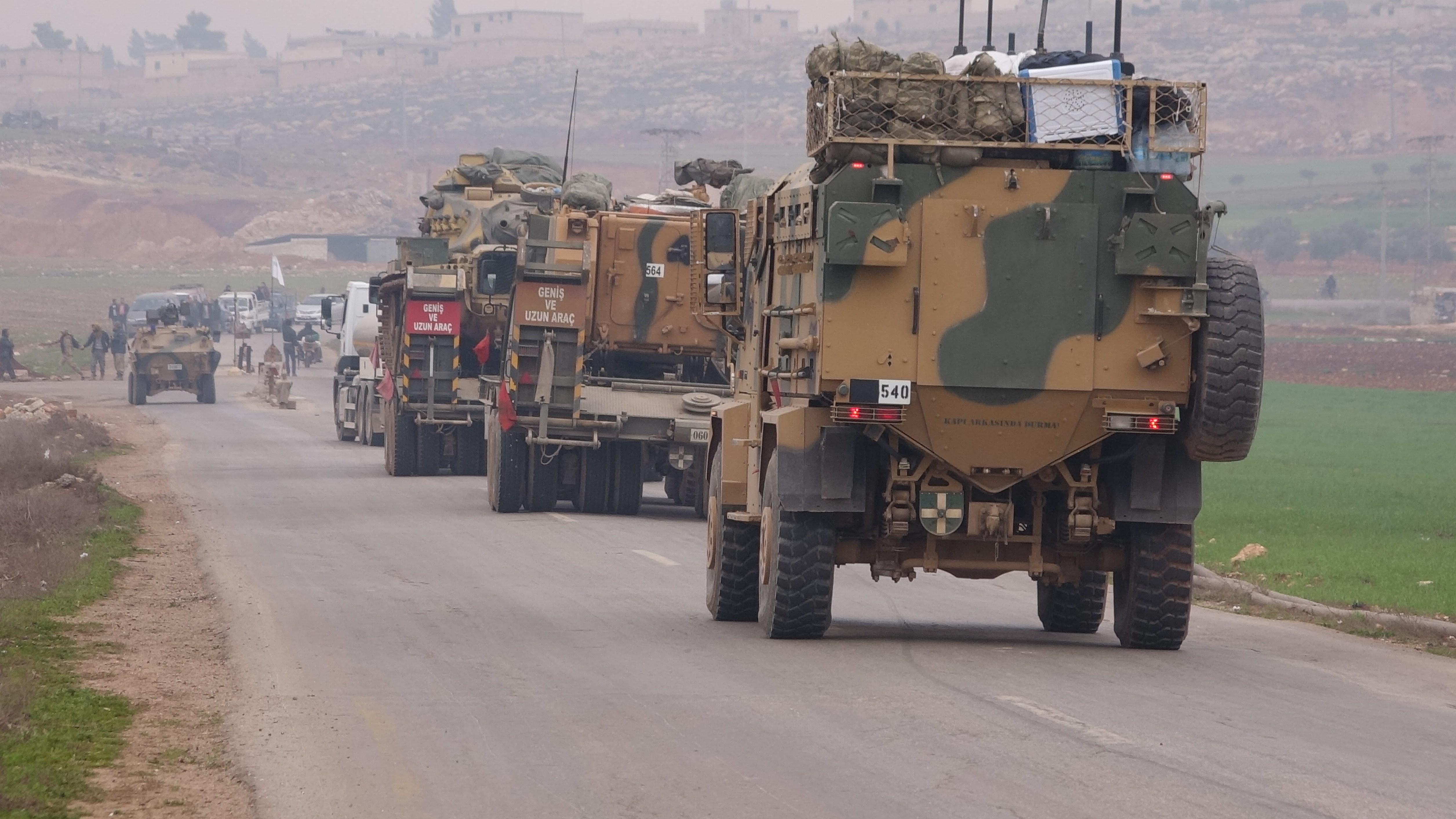 Photo of تركيا تستجيب لميليشياتها وتنشر نقاط مراقبة شمال حماة