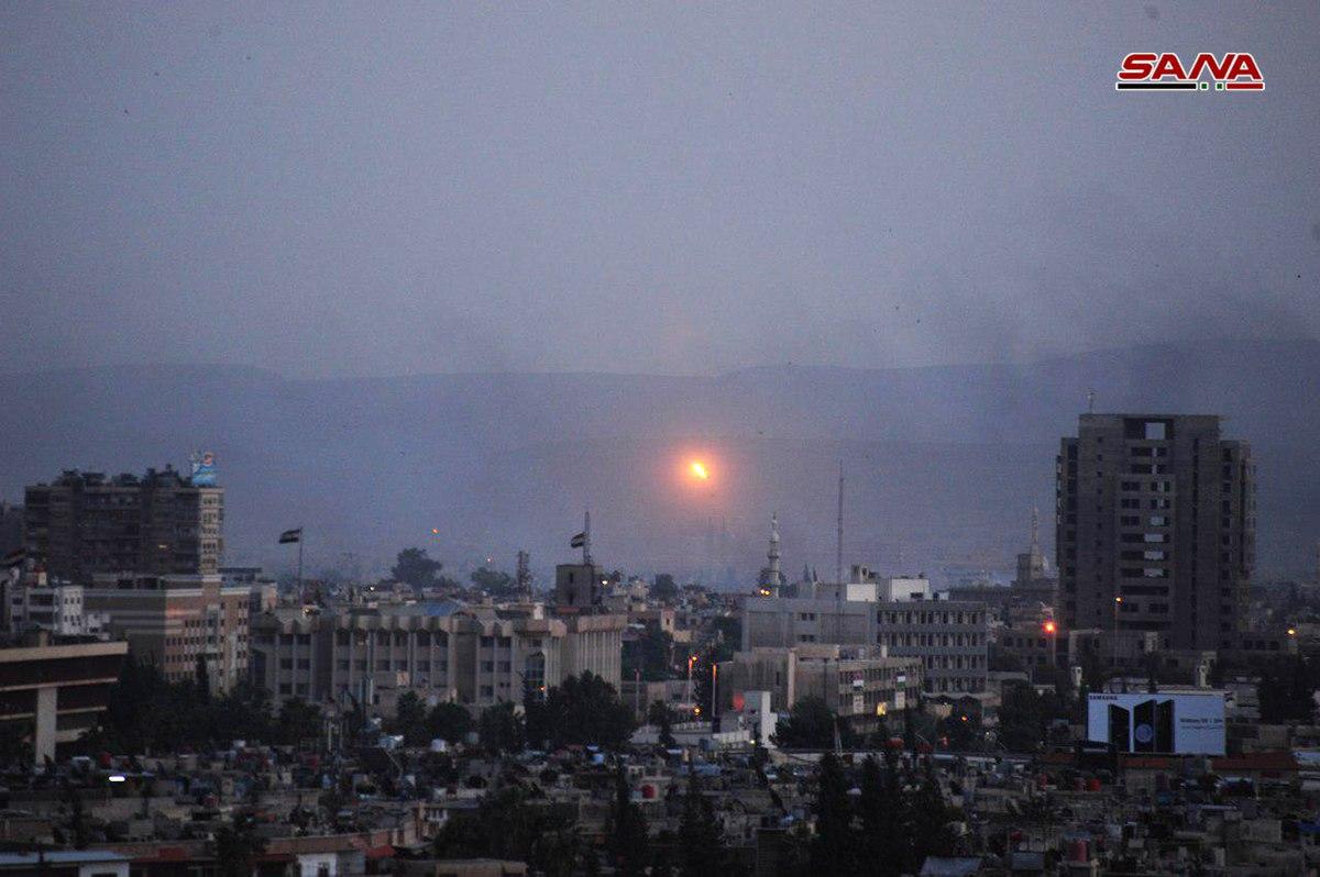 "Photo of الجيش السوري يبدأ عملية عسكرية ضد ""داعش"" و""النصرة"" جنوب دمشق"