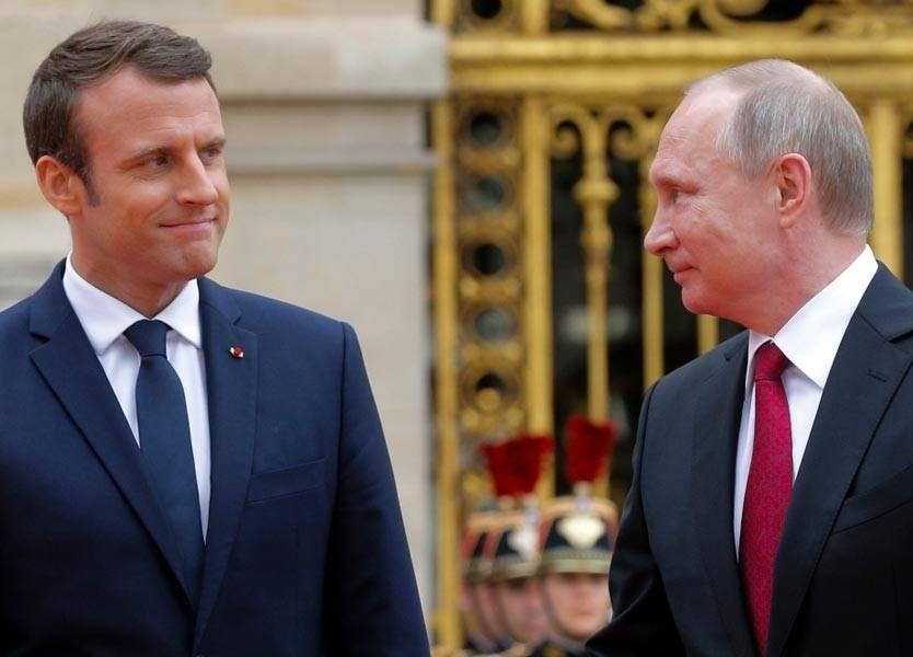 Photo of بوتين لماكرون: العدوان على سورية أدى إلى تعقيد عملية التسوية السياسية
