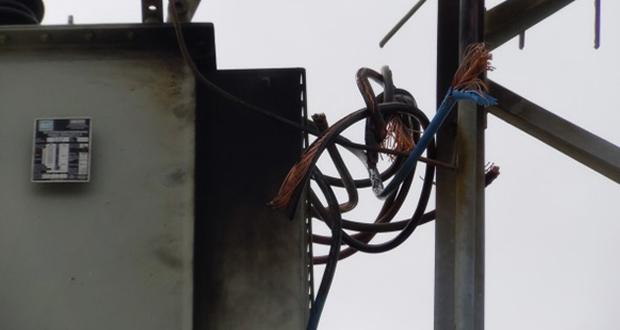 صورة ضبط 287 حرامي كهرباء بحماة من بداية العام
