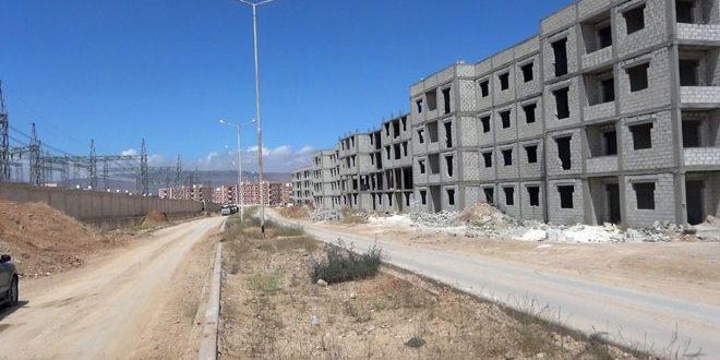 Photo of تنفيذ المرحلة الأخيرة لـ8 آلاف شقة