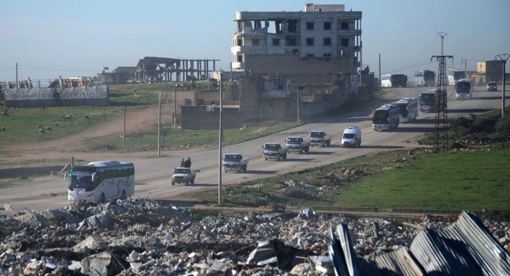 Photo of الجيش يفتح طريق حمص – حماة.. والإرهابيون يواصلون تسليم الأسلحة