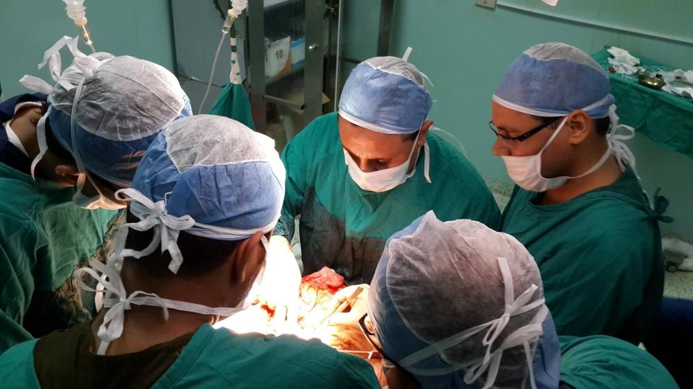 صورة الفاعوري: رغم الحرب كلفة عملية القلب المفتوح 350 ألف ليرة