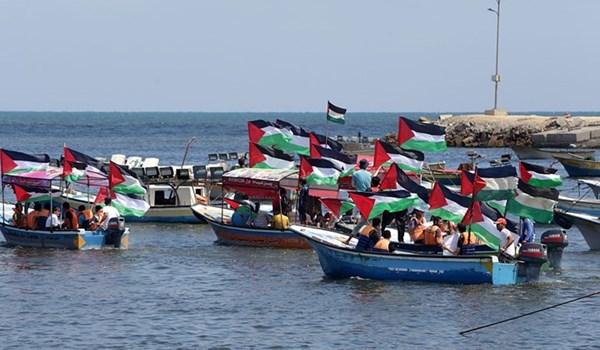 Photo of أول مراكب كسر الحصار ينطلق اليوم من ميناء غزة إلى العالم الخارجي