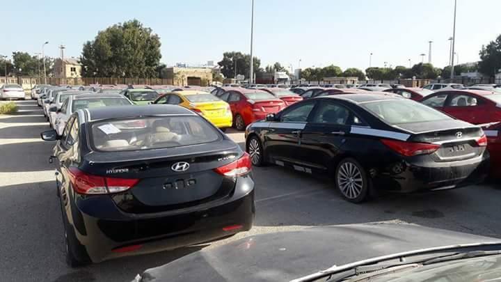 Photo of السماح ببيع 2100 سيارات موجودة في المنطقة الحرة بعدرا