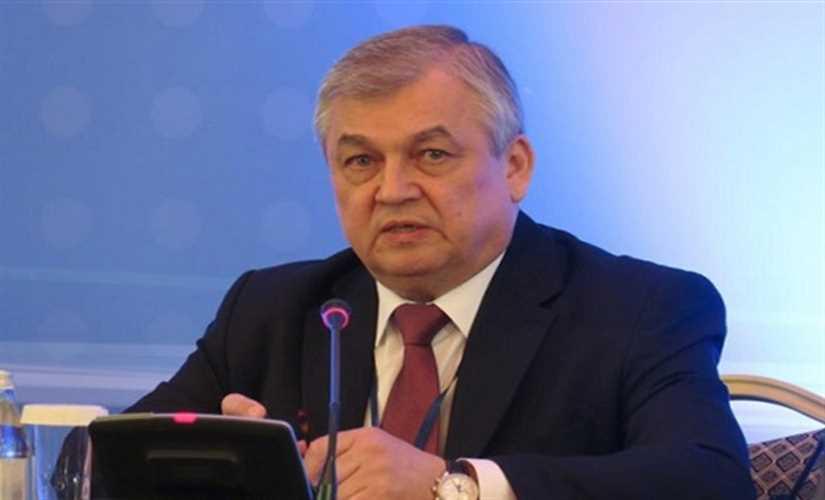 Photo of لافرينتييف يرجح عقد جولة جديدة من محادثات جنيف قريبا
