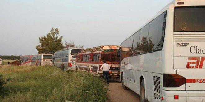 Photo of بدء عملية تطهير ريفي حمص وحماة من الميليشيات الإرهابية