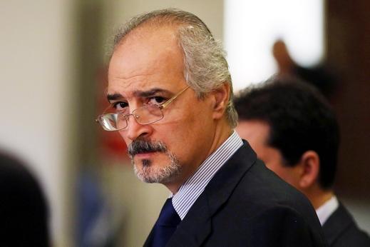 Photo of الجعفري: الادارة الامريكية لا تمتلك أي حق أو ولاية في أن تقرر مصير الجولان السوري المحتل