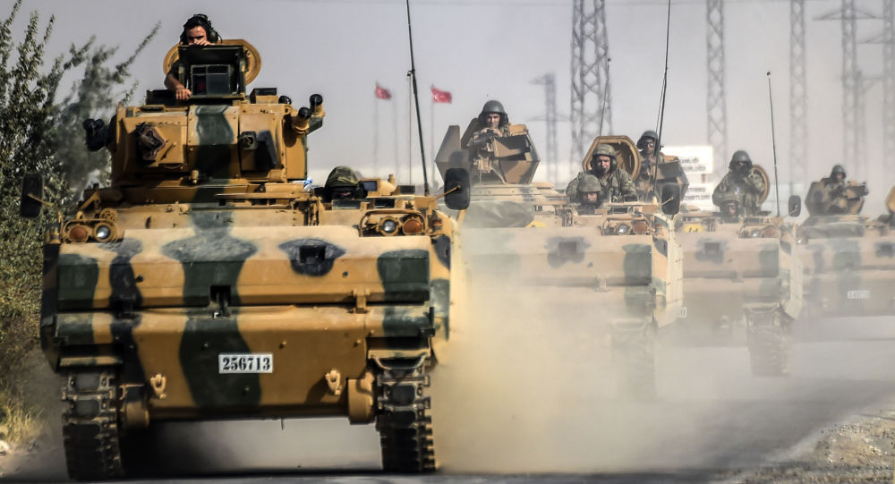 صورة أردوغان يهدد بعدوان عسكري جديد شمال سورية