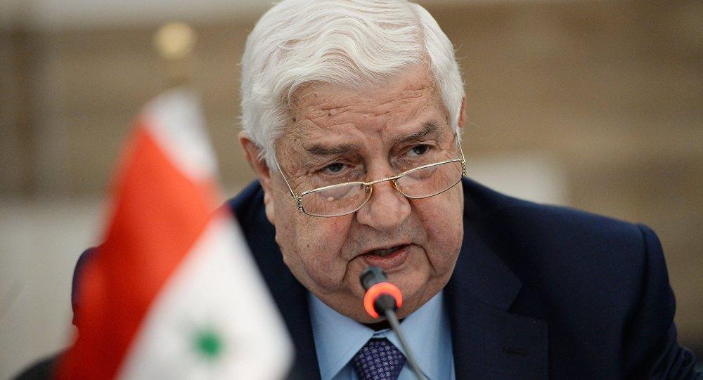 Photo of المعلم يبعث رسالة إلى نظيره العراقي حول إعادة فتح المنفذ الحدودي بين القائم والبوكمال