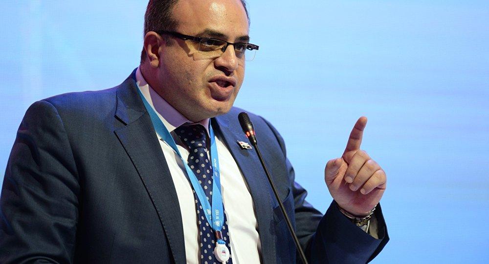 صورة وزير الاقتصاد: مدة موافقة الاستيراد من الدول العربية سنة بدلاً من 3 أشهر