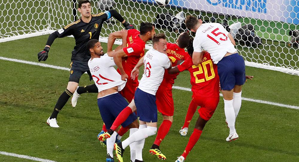 Photo of بلجيكا تتصدر المجموعة السابعة على حساب إنكلترا.. وفوز وداعي لتونس
