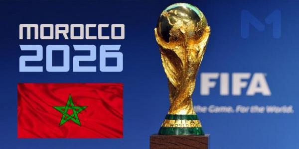صورة المغرب يخسر تنظيم كأس العالم 2026 لصالح الملف الأمريكي