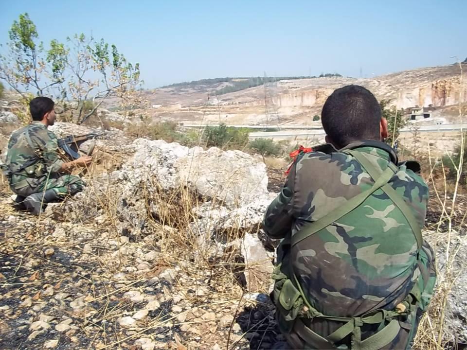 Photo of الجيش العربي السوري يحبط هجوما على نقاط عسكرية بمحيط مدينة البعث