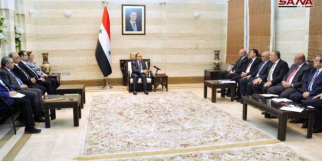 Photo of دراسة لإنشاء مركز صادرات سوري مصري