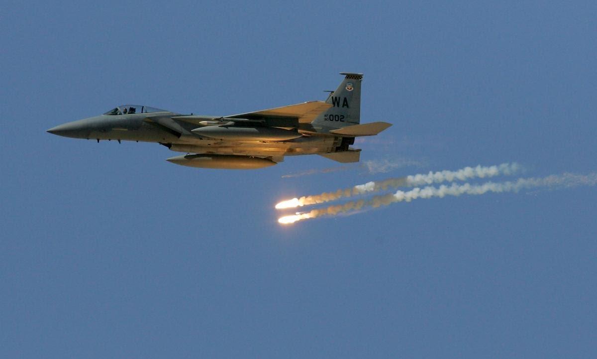 """Photo of طيران """"التحالف الدولي"""" يرتكب مجزرة جديدة بريف الحسكة"""