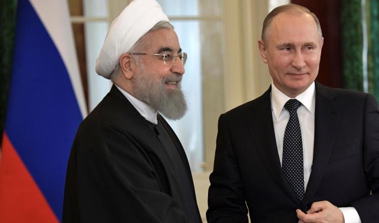 Photo of بوتين: توجد نتائج ملموسة لتعاوننا مع إيران في تسوية الأزمة السورية