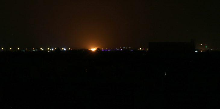 Photo of سقوط صاروخين إسرائيليين في محيط مطار دمشق الدولي