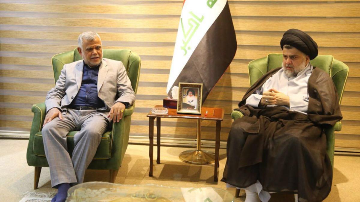 Photo of تحالف بين القائمتين الأكبر في البرلمان العراقي