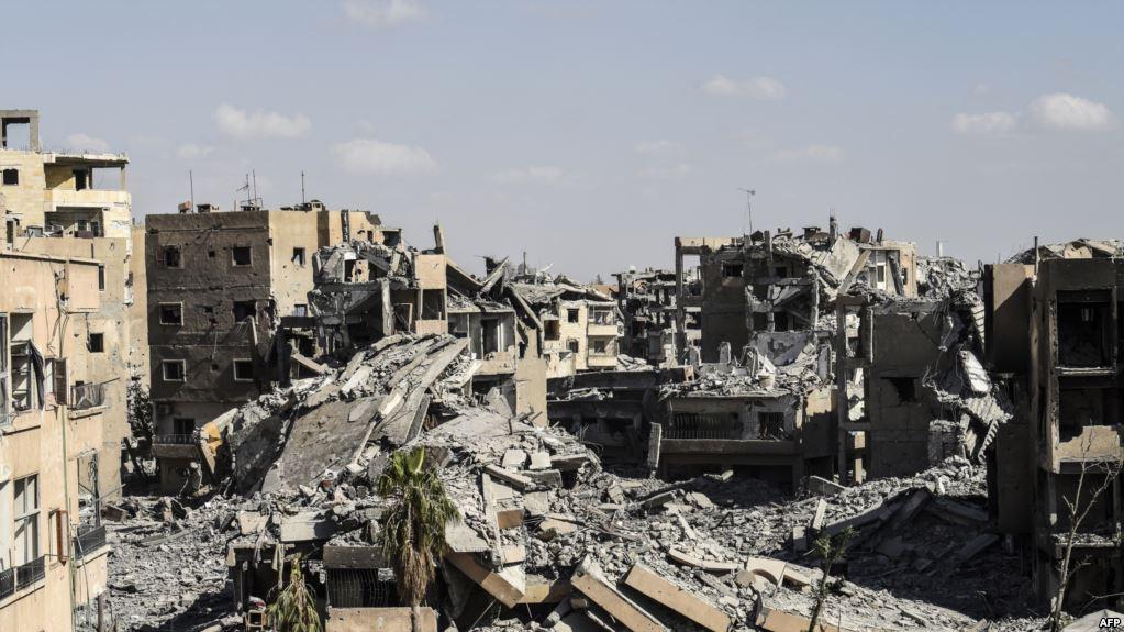 Photo of العفو الدولية: هجمات التحالف الذي تقوده واشنطن على الرقة ترقى إلى جرائم حرب