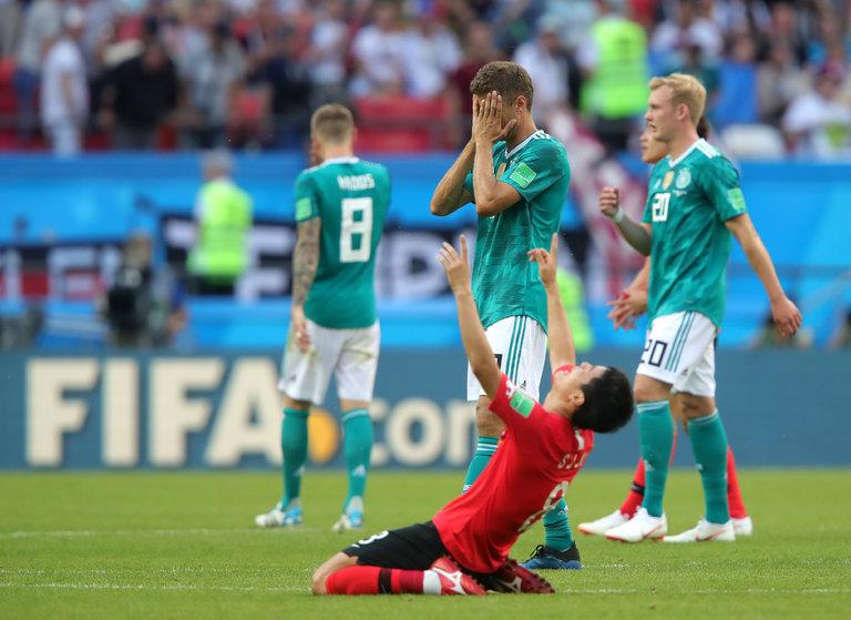 Photo of ألمانيا تفشل في التأهل إلى دور الـ 16 بكأس العالم للمرة الأولى منذ 80 عاما