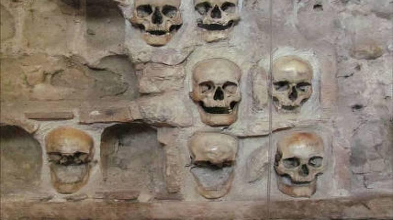 """Photo of """"برج الجماجم"""" يكشف حقائق مرعبة عن حضارة المكسيك (صور)"""