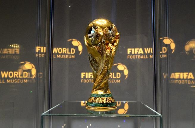"""صورة استغلال """"كأس العالم"""" لتهريب المخدرات"""