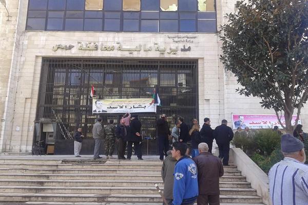 Photo of مالية حمص تحصّل 80 بالمئة من الضرائب المتراكمة بعد توقف لثلاث سنوات