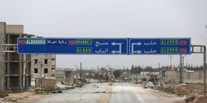 صورة «منبج» إلى سلطة الدولة قريباً.. وتركيا ترسل المزيد من التعزيزات