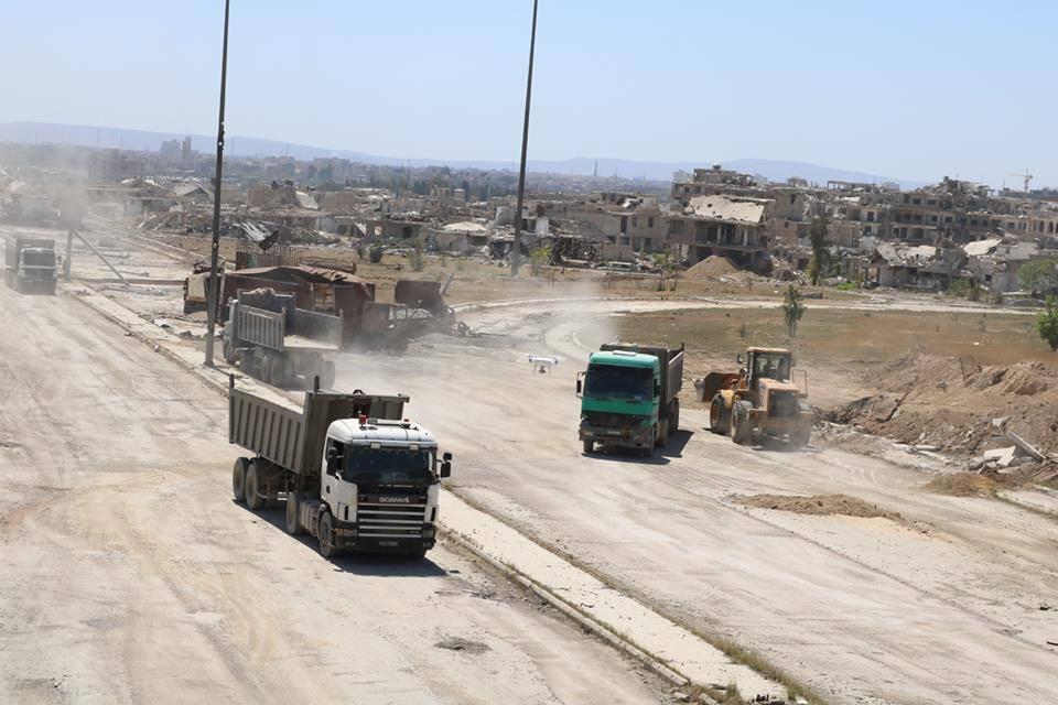 Photo of إبراهيم: سيتم اختصار الحواجز في الغوطة و50 مليوناً لكل بلدية