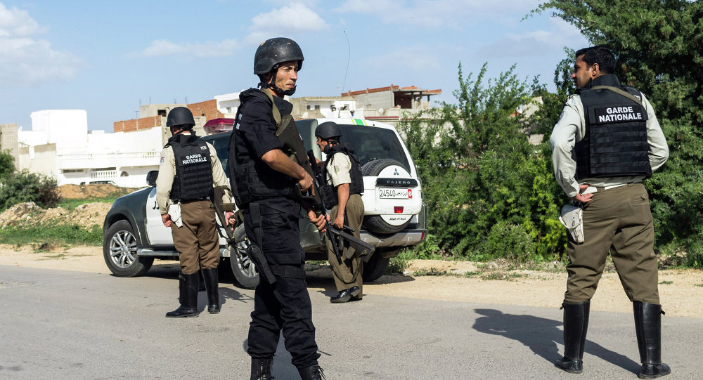 Photo of الإرهاب يضرب تونس من جديد