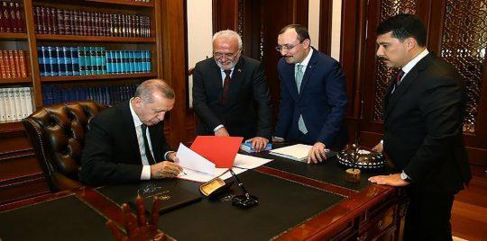 Photo of تركيا تصدر مرسوما ينقل بعض الصلاحيات إلى اردوغان