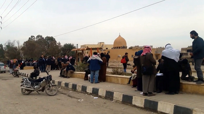 Photo of 600 ألف مواطن عادوا لدير الزور منذ التحرير