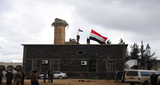 Photo of اتفاق جديد لتسليم الإرهابيين أسلحتهم في 4 بلدات بريف درعا الشمالي