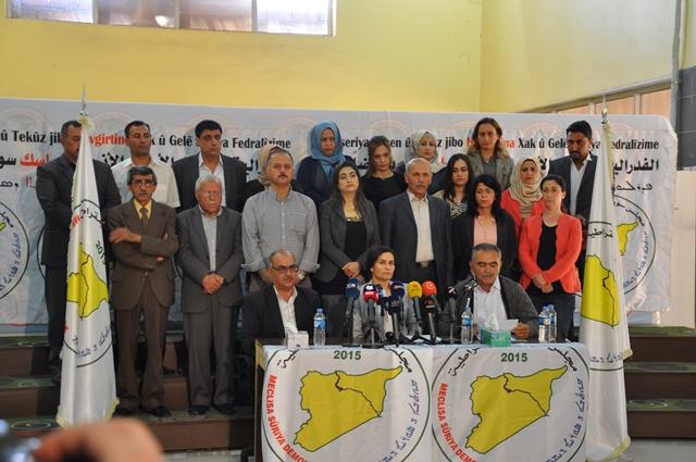"Photo of أنباء عن اتفاق بين دمشق و""مسد"" لتطوير الحوار وإنهاء الحرب"