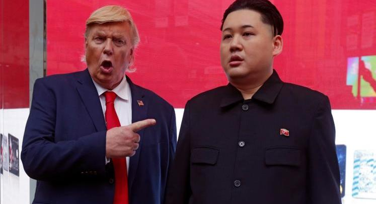صورة اتهامات إعلامية لكوريا الشمالية بإنتاج صواريخ يمكنها ضرب القواعد الأمريكية