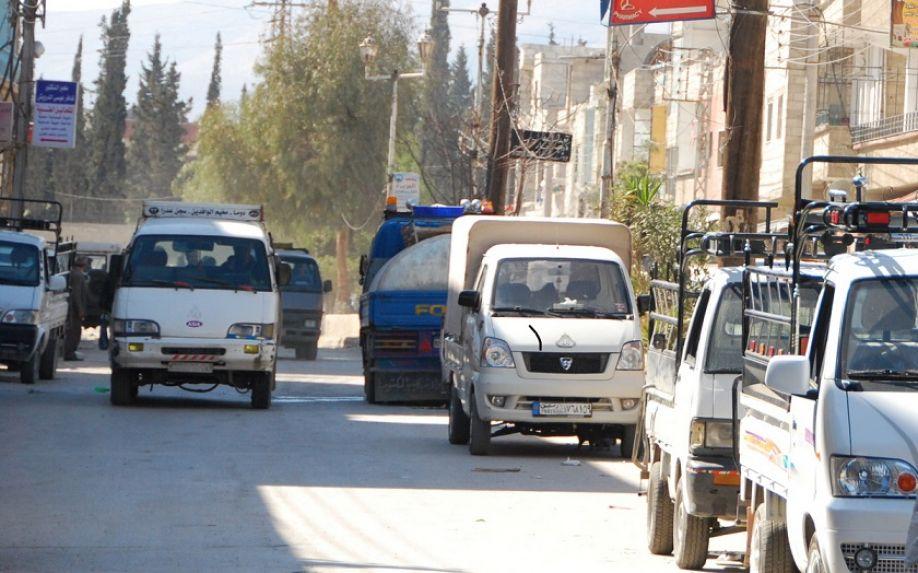 Photo of 500 ليرة أجرة نقل الركاب من كراج ابن عساكر إلى بلدات الغوطة