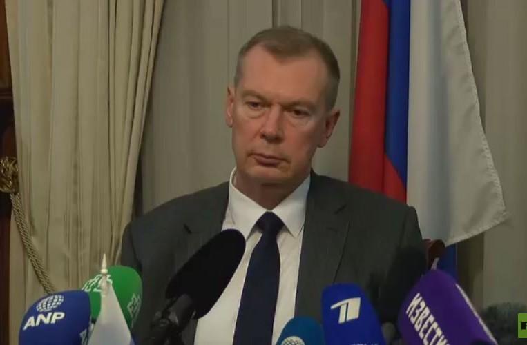 Photo of شولغين: روسيا لا تنوي الانسحاب من منظمة حظر الأسلحة الكيميائية