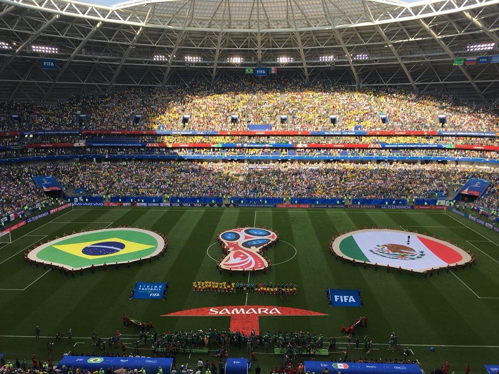 "Photo of البرازيل ليست كباقي ""الكبار"""