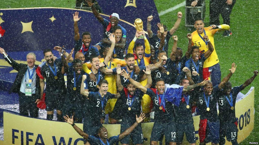Photo of فرنسا تعلق النجمة الثانية