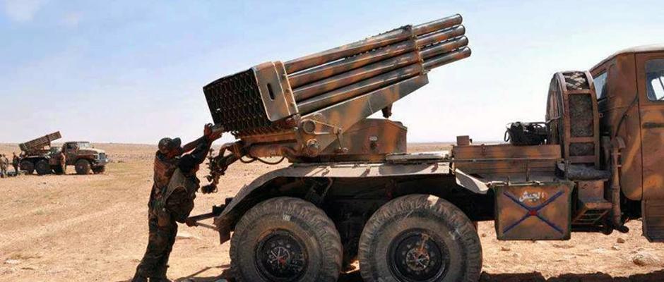 Photo of ميليشيات درعا ترفض المصالحة.. والجيش يتابع العمليات العسكرية