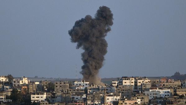 Photo of شهيدان وإصابة بانفجار غرب غزة
