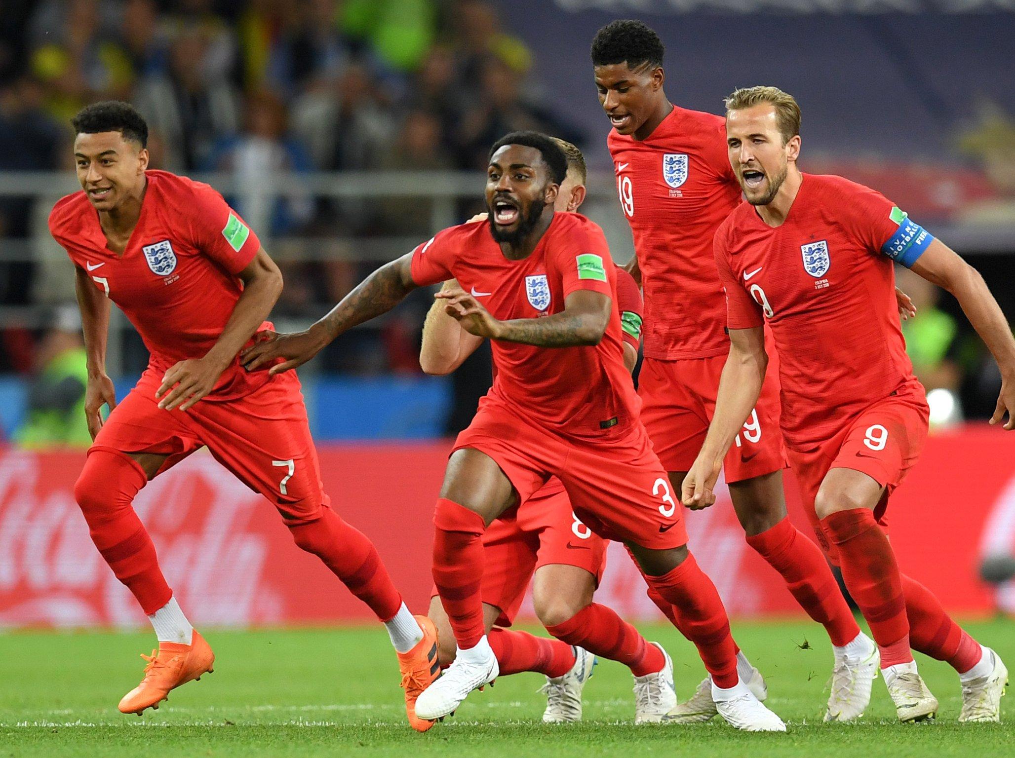 Photo of إنكلترا في نصف النهائي للمرة الثالثة في تاريخها