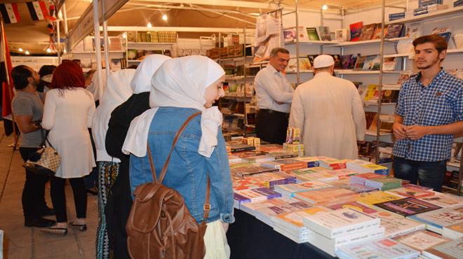 Photo of برعاية الرئيس الأسد.. اليوم افتتاح فعاليات معرض الكتاب الدولي الثلاثين