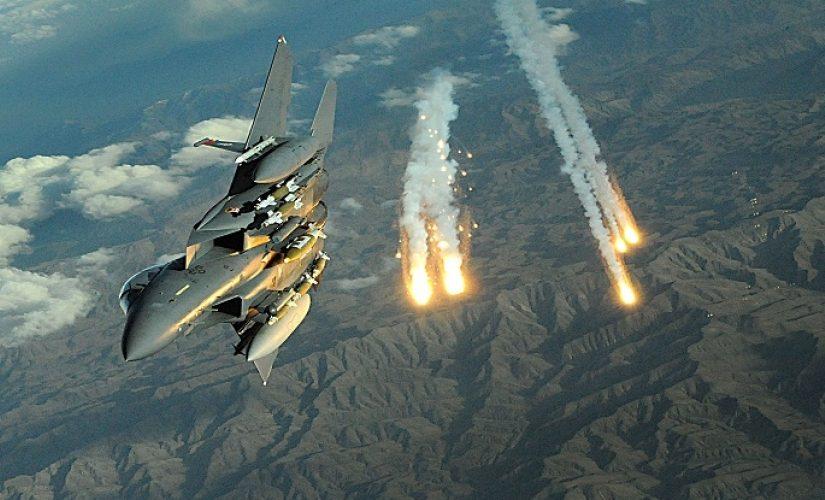"""صورة """"التحالف الدولي"""" يقر بمسؤوليته عن قتل 77 مدنيا في الرقة"""