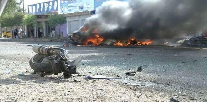 Photo of تفجير انتحاري يستهدف المدخل الجنوبي لمدينة القائم العراقية